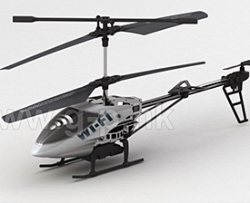 Wifi controlled 3ch Helicopter