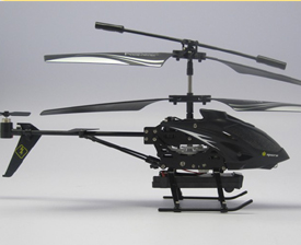 3.5 CH IPHONE/Android phone/ipad Control helicopter with Camera
