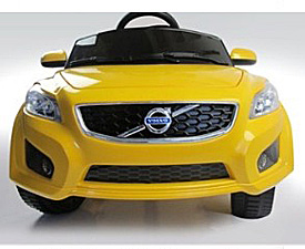 RC/BO Ride-on car - licensed Volvo C30