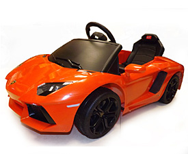RC/BO Ride-on car - licensed Lamborghini Murciélago LP 640-4 roadster