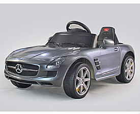 RC/BO Ride-on car- licensed Mercedes-Benz SLS AMG