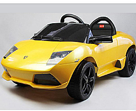 RC/BO Ride-on car - licensed Lamborghini Aventador LP 700-4