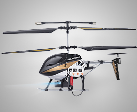 2.4G 3.5Ch WIFI Control Helicopter