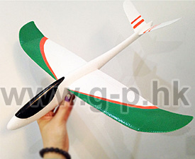GPTOYS EPO throwing airplane
