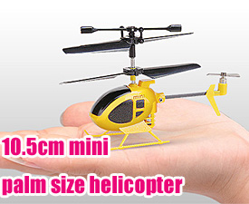 GPTOYS 3.5CH IR mini palm size helicopter