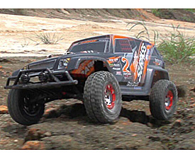 GPTOYS 2.4G 1:12 full scale 4WD high speed SUV with servo and ESC