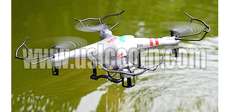GPTOYS 2.4G Aviax Waterproof AquaDrone with LED controller