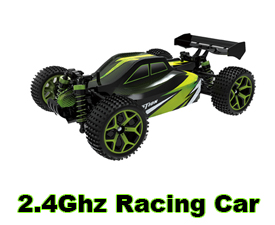 GPTOYS 2.4G 1:18 high speed racing car