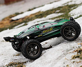 GPTOYS 2.4G 1:12 full proportion high speed monster truggy