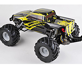 GPTOYS 1/10th 2.4G 2WD PROPORTIONAL RTR off-road truck