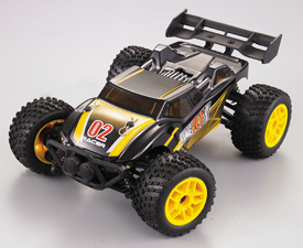 GPTOYS 2.4G 1:24 4WD full proportional waterproof off-road racing truggy
