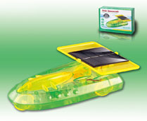 GPTOYS SOLAR SPACE CAR (SELF LOADING TYPE TOYS)