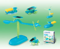 GPTOYS SOLAR 6 in 1(SELF LOADING TYPE TOYS)