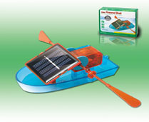 GPTOYS SOLAR BOAT(SELF LOADING TYPE TOYS)