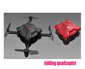 GPTOYS 2.4G folding quadcopter