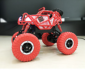 GPTOYS 2.4G 1:43 4WD Rock-through off-road Rally Car