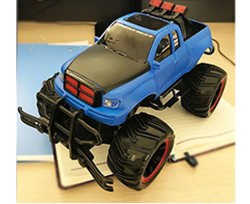 GPTOYS 1:16 4CH off-road racing truck